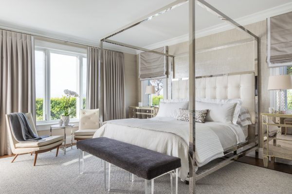 bedroom decorating ideas and designs Remodels Photos Ann Lowengart Interiors San Anselmo California United States transitional-bedroom-001