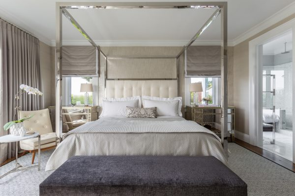 bedroom decorating ideas and designs Remodels Photos Ann Lowengart Interiors San Anselmo California United States transitional-bedroom-002