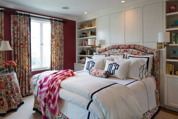 bedroom decorating ideas and designs Remodels Photos Ann Lowengart Interiors San Anselmo California United States transitional-bedroom-005