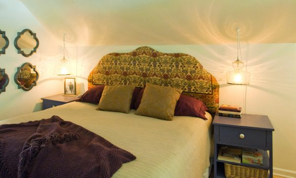bedroom decorating ideas and designs Remodels Photos Anna Berglin Design Saint Louis Park Minnesota United States eclectic-bedroom
