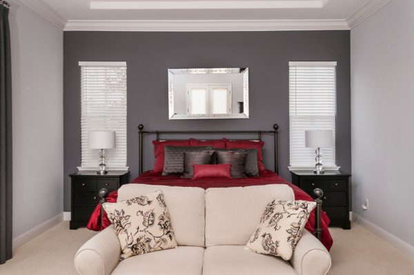 bedroom decorating ideas and designs Remodels Photos Anna Jacoby Interiors Fremont California united states contemporary-001