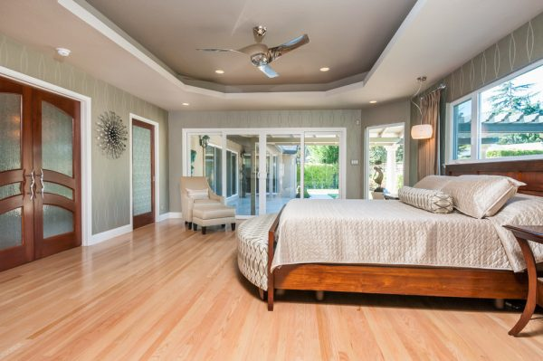 bedroom decorating ideas and designs Remodels Photos Anna Jacoby Interiors Fremont California united states contemporary-bedroom-003