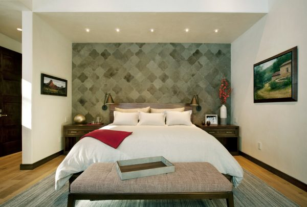 bedroom decorating ideas and designs Remodels Photos Anne Grice Interiors Aspen Colorado united states contemporary-bedroom-007