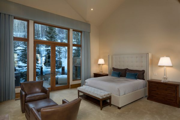 bedroom decorating ideas and designs Remodels Photos Anne Grice Interiors Aspen Colorado united states traditional-bedroom-003
