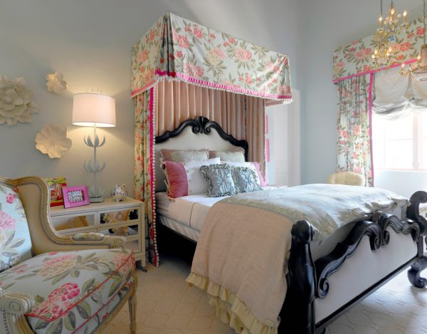 bedroom decorating ideas and designs Remodels Photos Anne Rue Interiors Lake Mary Florida United States eclectic-bedroom