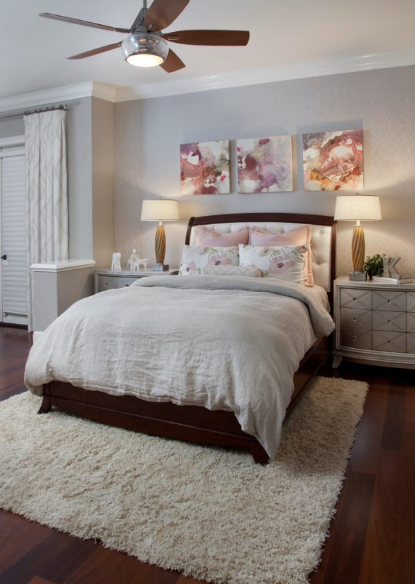 bedroom decorating ideas and designs Remodels Photos Anne Rue Interiors Lake Mary Florida United States transitional-bedroom-001