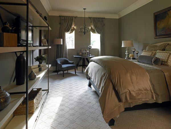 bedroom decorating ideas and designs Remodels Photos Anne Rue Interiors Lake Mary Florida United States transitional-bedroom-002