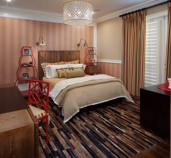 bedroom decorating ideas and designs Remodels Photos Anne Rue Interiors Lake Mary Florida United States transitional-bedroom-003