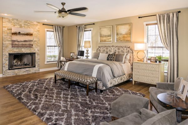 bedroom decorating ideas and designs Remodels Photos Anne Rue Interiors Lake Mary Florida United States transitional-bedroom-005