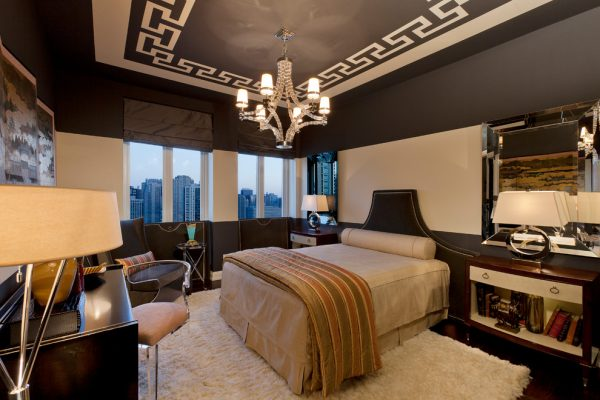 bedroom decorating ideas and designs Remodels Photos Anthony Michael Interior Design, Ltd.Chicago Illinois United States contemporary-bedroom-005
