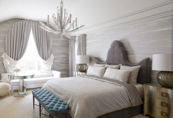 bedroom decorating ideas and designs Remodels Photos Anthony Michael Interior Design, Ltd.Chicago Illinois United States transitional-bedroom