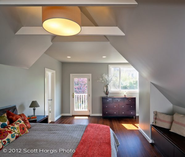 bedroom decorating ideas and designs Remodels Photos Architect Andrew Morrall San Francisco California United States contemporary-bedroom-001