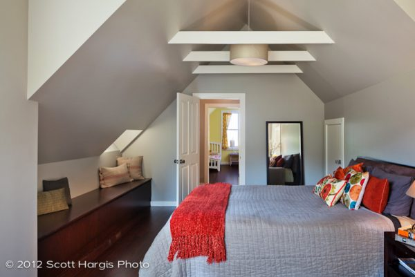 bedroom decorating ideas and designs Remodels Photos Architect Andrew Morrall San Francisco California United States contemporary-bedroom