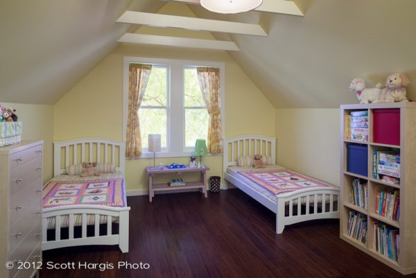 bedroom decorating ideas and designs Remodels Photos Architect Andrew Morrall San Francisco California United States contemporary-kids