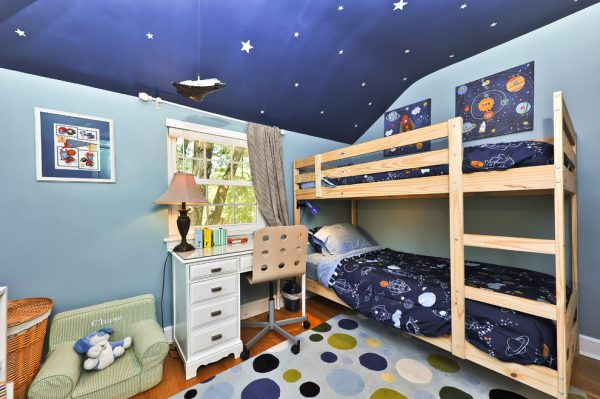 bedroom decorating ideas and designs Remodels Photos Arlington Construction Management  Arlington Virginia United States traditional-kids-002
