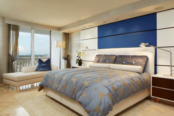 bedroom decorating ideas and designs Remodels Photos Arnold Schulman Design GroupMiami Florida United States contemporary-bedroom-005