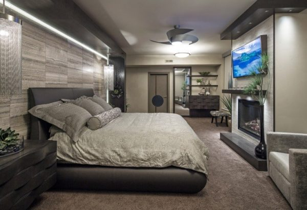 bedroom decorating ideas and designs Remodels Photos Artistico Omaha Nebraska United States contemporary-bedroom
