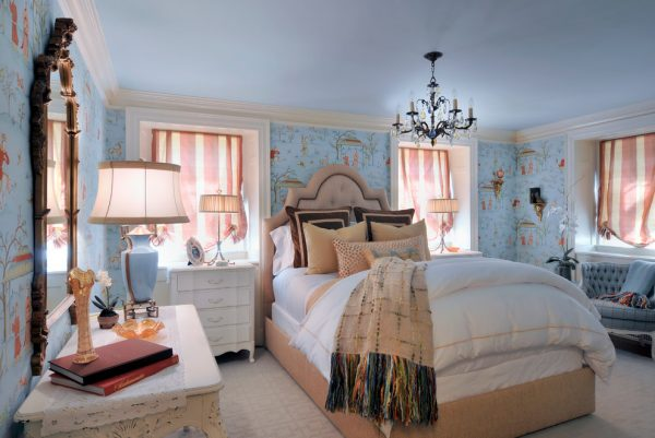 bedroom decorating ideas and designs Remodels Photos Ashbourne Designs Centerport New York United States traditional-bedroom