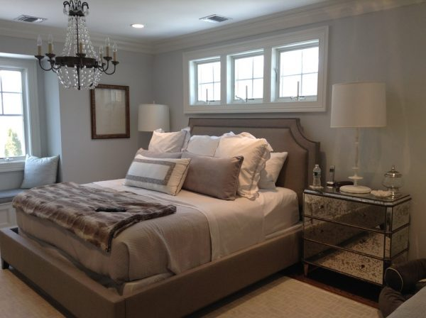 bedroom decorating ideas and designs Remodels Photos Ashbourne Designs Centerport New York United States transitional-bedroom-005