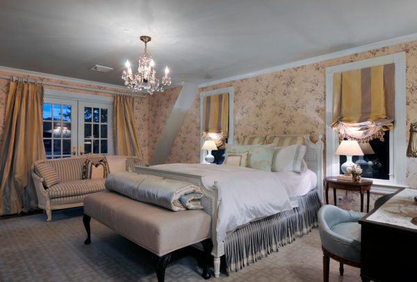bedroom decorating ideas and designs Remodels Photos Ashbourne Designs Centerport New York United States transitional-bedroom-007