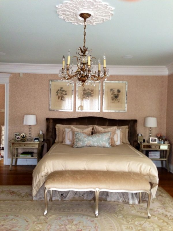 bedroom decorating ideas and designs Remodels Photos Ashbourne Designs Centerport New York United States transitional-bedroom
