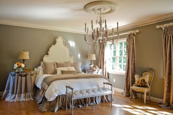 bedroom decorating ideas and designs Remodels Photos Ashley Taylor Home LLC Canton Georgia United States shabby-chic-style-bedroom