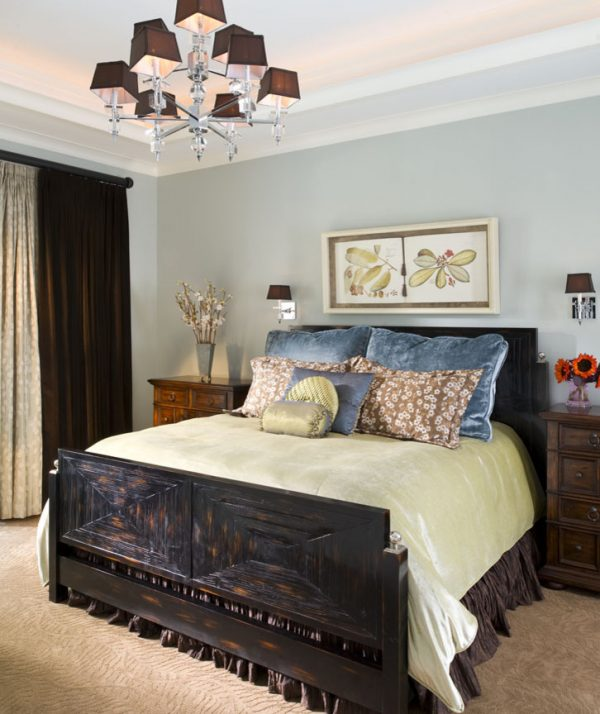 bedroom decorating ideas and designs Remodels Photos Astleford Interiors, Inc.San Diego California United States eclectic-bedroom-001