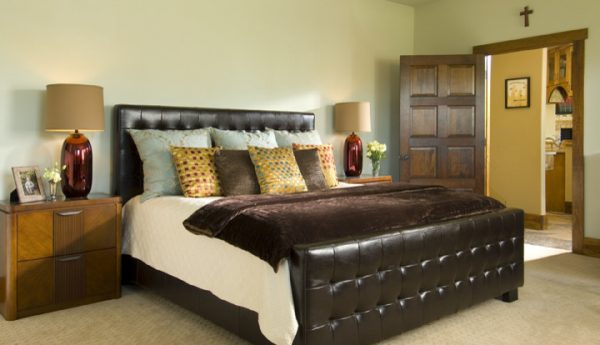 bedroom decorating ideas and designs Remodels Photos Astleford Interiors, Inc.San Diego California United States eclectic-bedroom