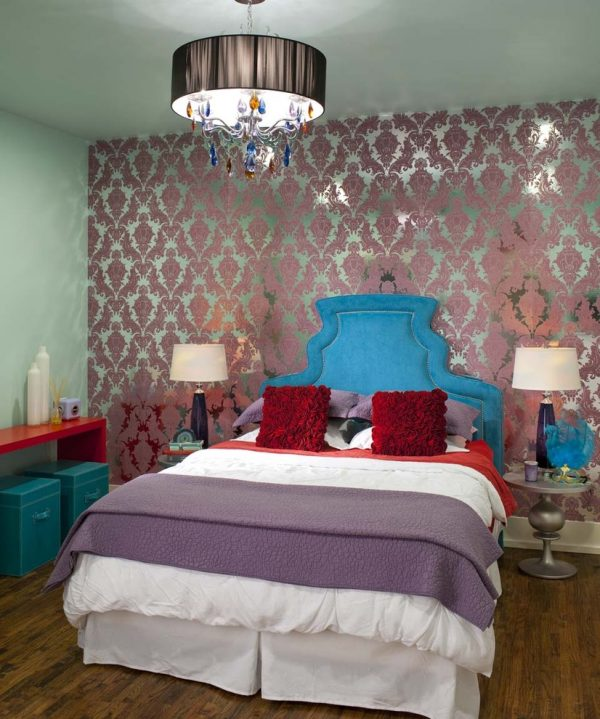 bedroom decorating ideas and designs Remodels Photos Astleford Interiors, Inc.San Diego California United States eclectic-kids-001