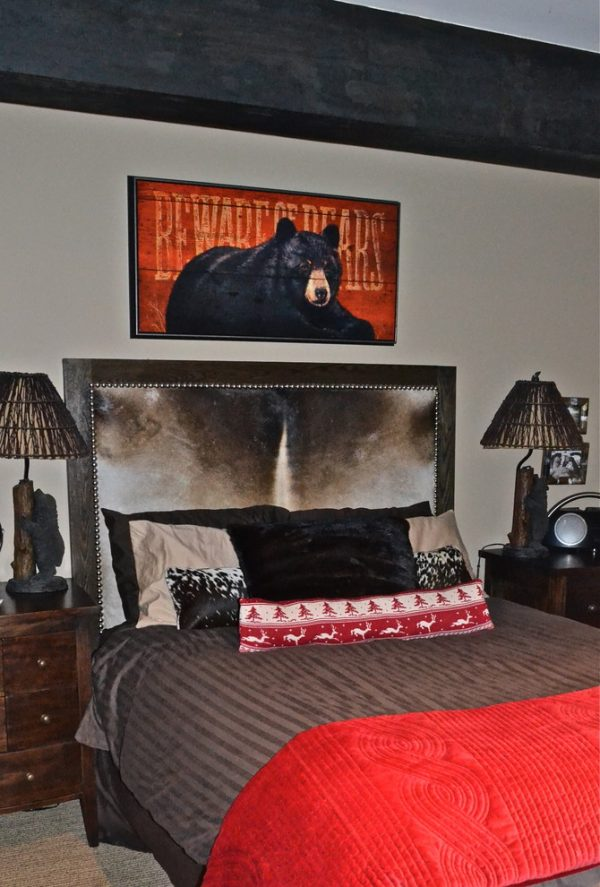 bedroom decorating ideas and designs Remodels Photos Avalon Interiors Thornhill Ontario Canada eclectic-bedroom-004