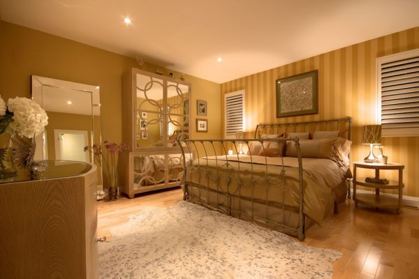 bedroom decorating ideas and designs Remodels Photos Avalon Interiors Thornhill Ontario Canada eclectic-bedroom-005