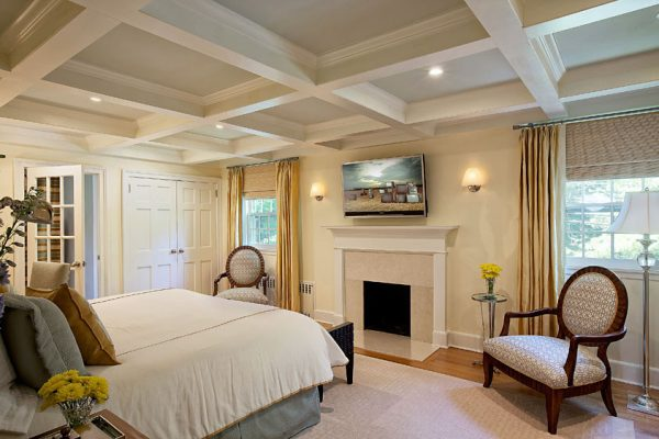 bedroom decorating ideas and designs Remodels Photos B Fein Interiors LLCScarsdale New York United States eclectic-bedroom-001