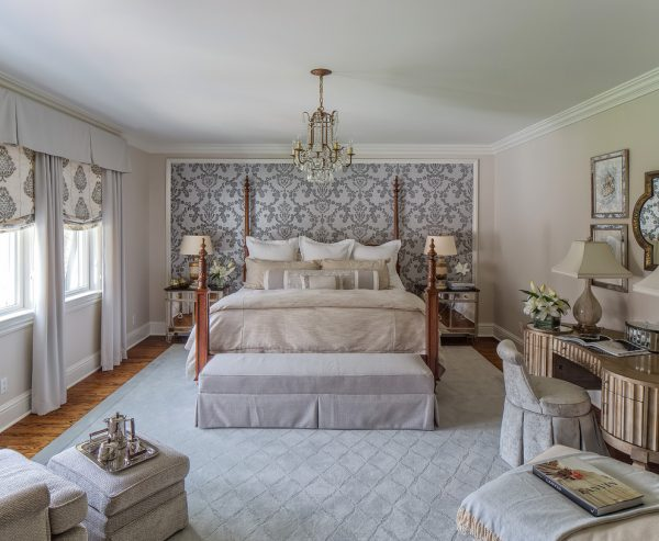 bedroom decorating ideas and designs Remodels Photos B Fein Interiors LLCScarsdale New York United States transitional-bedroom