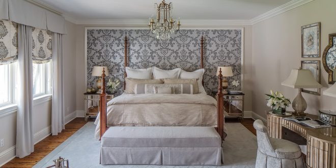 bedroom decorating ideas and designs Remodels Photos B Fein Interiors LLC Scarsdale New York United States transitional-bedroom