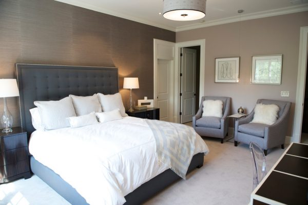 bedroom decorating ideas and designs Remodels Photos BLU Interiors Chelsea Dunbar Sarasota Florida contemporary-bedroom