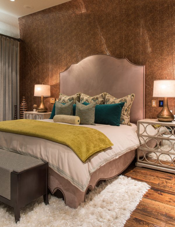bedroom decorating ideas and designs Remodels Photos Barbara Gilbert Interiors Dallas Texas United States transitional-bedroom-003