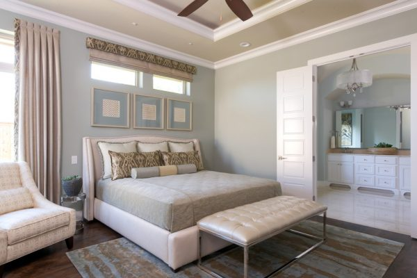 bedroom decorating ideas and designs Remodels Photos Barbara Gilbert Interiors Dallas Texas United States transitional-bedroom-004