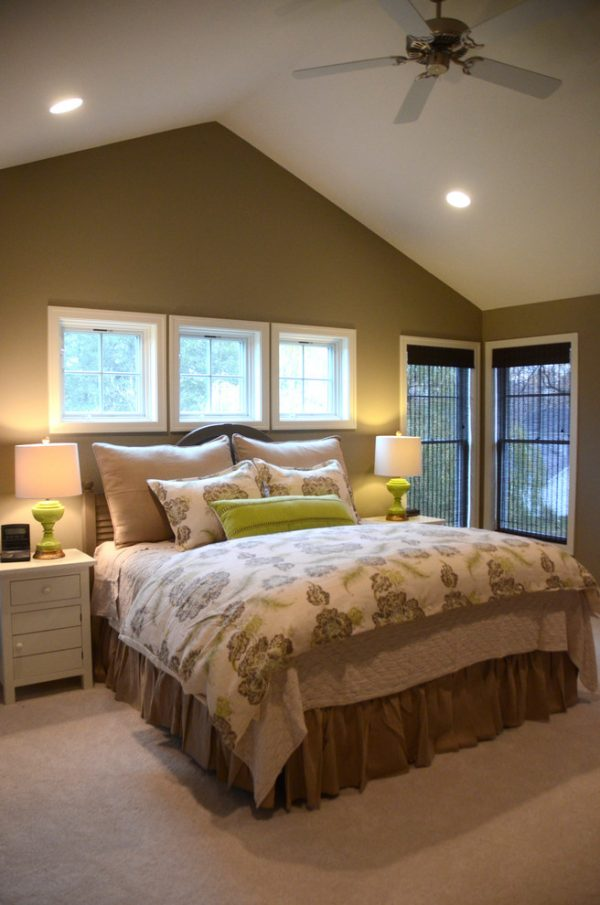 bedroom decorating ideas and designs Remodels Photos Bayberry Cottage South Haven Michigan united states transitional-bedroom