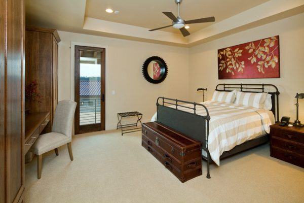 bedroom decorating ideas and designs Remodels Photos Bella Villa Design Studio Austin Texas United States modern-bedroom