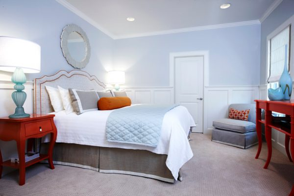 bedroom decorating ideas and designs Remodels Photos Beth Dotolo, ASID, RID, NCIDQ Seattle Washington United States eclectic-bedroom-001