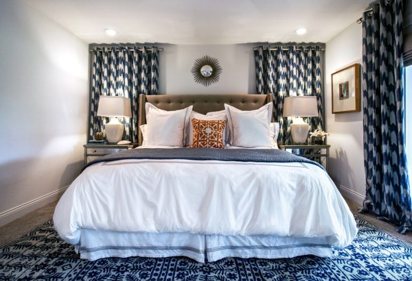 bedroom decorating ideas and designs Remodels Photos Beth Dotolo, ASID, RID, NCIDQ Seattle Washington United States transitional-bedroom-010