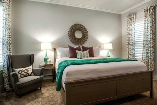 bedroom decorating ideas and designs Remodels Photos Beth Dotolo, ASID, RID, NCIDQ Seattle Washington United States transitional-bedroom