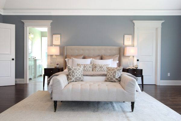 bedroom decorating ideas and designs Remodels Photos Birgit Anich Staging & Interiors Westchester County New York United States modern