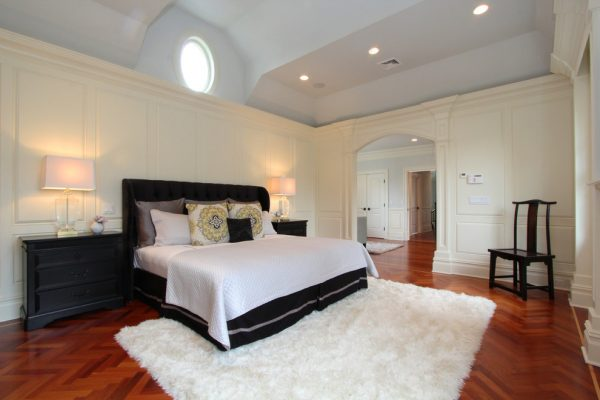 bedroom decorating ideas and designs Remodels Photos Birgit Anich Staging & Interiors Westchester County New York United States transitional-bedroom