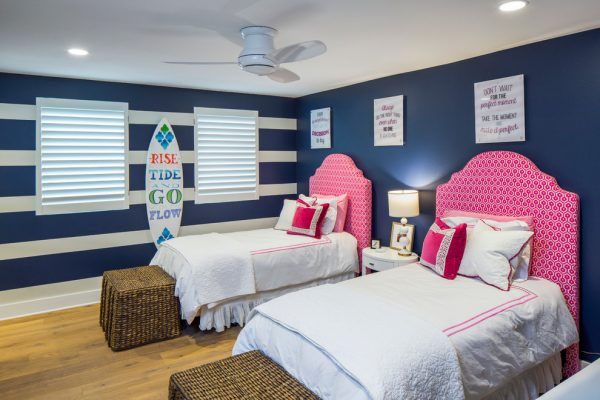 bedroom decorating ideas and designs Remodels Photos Bravo Interior Design Austin Texas united states beach-style-kids