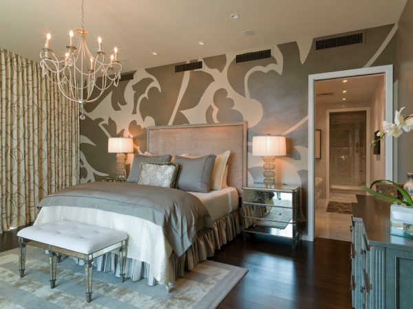 bedroom decorating ideas and designs Remodels Photos Bravo Interior Design Austin Texas united states contemporary-bedroom-002