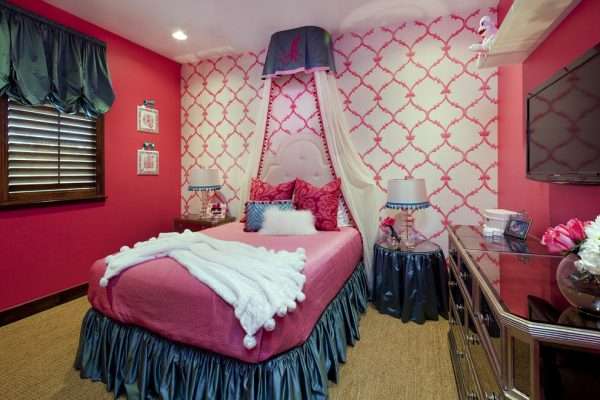 bedroom decorating ideas and designs Remodels Photos Bravo Interior Design Austin Texas united states modern-kids
