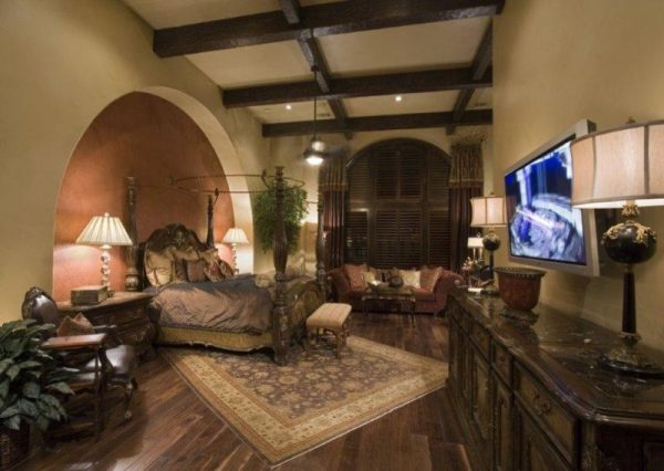 bedroom decorating ideas and designs Remodels Photos Bravo Interior Design Austin Texas united states traditional-bedroom-001