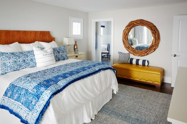 bedroom decorating ideas and designs Remodels Photos Bridget McMullin, ASID, CID, CAPS Haddonfield New Jersey united states beach-style-bedroom