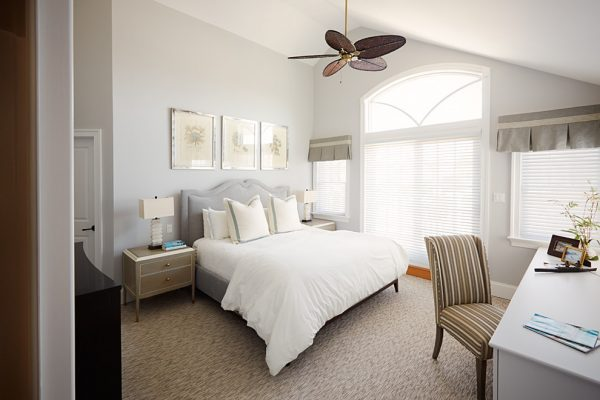bedroom decorating ideas and designs Remodels Photos Bridget McMullin, ASID, CID, CAPS Haddonfield New Jersey united states transitional-bedroom